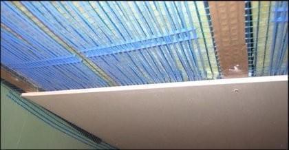 Refrescamiento por techo