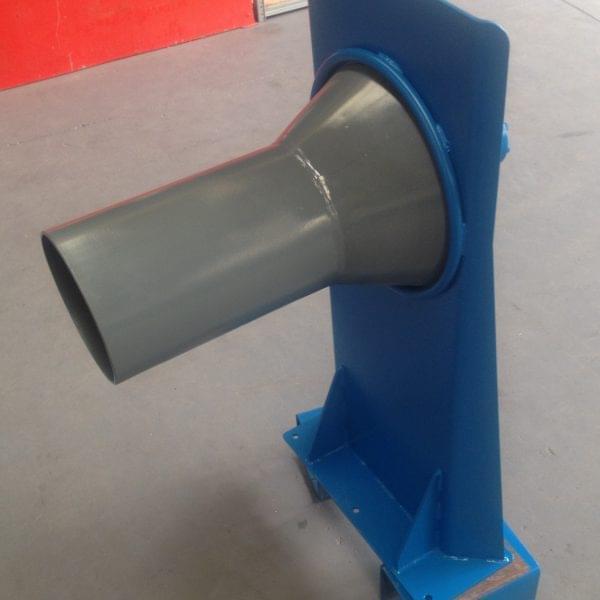 Halador trasmallo cilindro conico CD-220-3